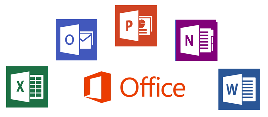 Microsoft Office Logos